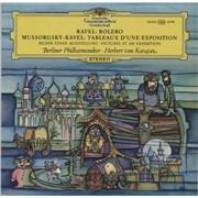 Berliner Philharmoniker Ravel: Bolero / Mussorgsky-Ravel: Tableaux D'Une Exposition Germany vinyl LP