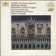 Click here for more info about 'The Four Seasons / Adagio / Canon & Gigue'