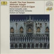 Click here for more info about 'Berliner Philharmoniker - The Four Seasons / Adagio / Canon & Gigue'