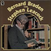 Click here for more info about 'Bernard Braden - Reads Stephen Leacock'