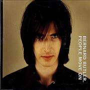 Click here for more info about 'Bernard Butler - People Move On - Euro Promo'