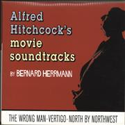 Click here for more info about 'Bernard Herrmann - Alfred Hitchcock's Movie Soundtracks - The Wrong Man • Vertigo • North By Northwest'