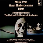 Click here for more info about 'Bernard Herrmann - Music From Great Shakespearean Films'