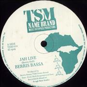 Click here for more info about 'Berris Bassa - Jah Live'