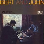 Click here for more info about 'Bert Jansch & John Renbourn - Bert And John - 1st - EX'