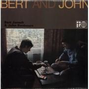Click here for more info about 'Bert Jansch & John Renbourn - Bert And John - 1st'