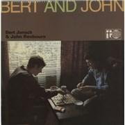Click here for more info about 'Bert Jansch & John Renbourn - Bert And John - 2nd'