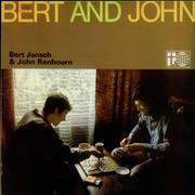 Click here for more info about 'Bert Jansch & John Renbourn - Bert And John - 80s'