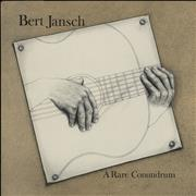 Click here for more info about 'Bert Jansch - A Rare Conundrum - VG+/EX-'