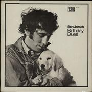 Click here for more info about 'Bert Jansch - Birthday Blues - 1st - VG+/EX-'