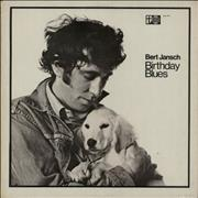 Click here for more info about 'Bert Jansch - Birthday Blues - 1st'