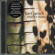 Click here for more info about 'Bert Jansch - Edge Of A Dream'