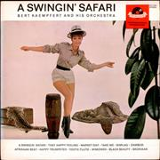 Click here for more info about 'Bert Kaempfert - A Swingin' Safari - 1st'