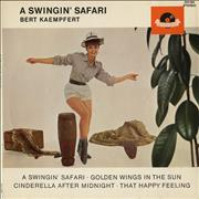 Click here for more info about 'Bert Kaempfert - A Swingin' Safari EP'