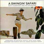 Click here for more info about 'Bert Kaempfert - A Swingin' Safari'