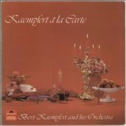 Bert Kaempfert Kaempfert Á La Carte UK vinyl LP