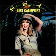 Bert Kaempfert Safari Swings Again UK vinyl LP