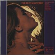 Bert Kaempfert Salute To Kaempfert UK vinyl LP