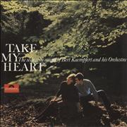 Bert Kaempfert Take My Heart UK vinyl LP