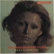 Click here for more info about 'Bert Kaempfert - The Most Beautiful Girl'