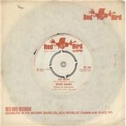 """Bessie Banks Go Now UK 7"""" vinyl"""