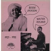 Click here for more info about 'Bessie Jackson - Bessie Jackson & Walter Roland (1927-1935)'