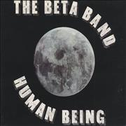 Click here for more info about 'The Beta Band - Human Being'