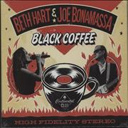 Click here for more info about 'Beth Hart & Joe Bonamassa - Black Coffee - Sealed + Poster'