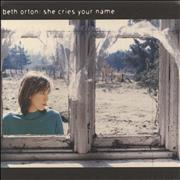 Click here for more info about 'Beth Orton - She Cries Your Name - 1996 Issue'