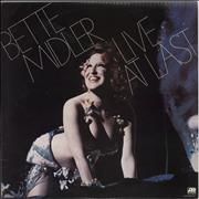 Click here for more info about 'Bette Midler - Live At Last'