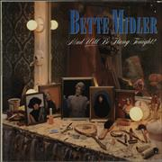 Click here for more info about 'Bette Midler - Mud Will Be Flung Tonight!'