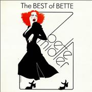 Click here for more info about 'Bette Midler - The Best Of Bette + Poster'