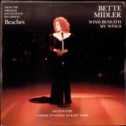 Click here for more info about 'Bette Midler - Wind Beneath My Wings'