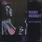 Click here for more info about 'Betty Carter - 'Round Midnight'