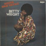 Click here for more info about 'Betty Wright - Danger High Voltage'