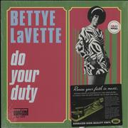 Click here for more info about 'Bettye LaVette - Do Your Duty'