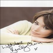Click here for more info about 'Autographed Photograph'