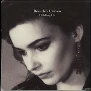 Click here for more info about 'Beverley Craven - Holding On'