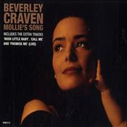 Click here for more info about 'Beverley Craven - Mollie's Song'