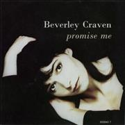 Click here for more info about 'Beverley Craven - Promise Me'