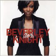 Click here for more info about 'Beverley Knight - 100%'