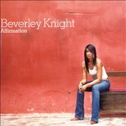 Click here for more info about 'Beverley Knight - Affirmation'