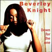 Click here for more info about 'Beverley Knight - Down For The One'