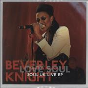 Click here for more info about 'Beverley Knight - Love Soul: Soul UK Live EP'