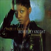 Click here for more info about 'Beverley Knight - Made It Back'