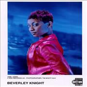 Click here for more info about 'Beverley Knight - Publicity Photograph'
