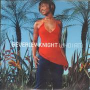 Click here for more info about 'Beverley Knight - Who I Am'