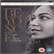 Click here for more info about 'Beyoncé Knowles - Life Is But A Dream / Live In Atlantic City'