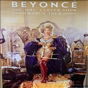 Click here for more info about 'Beyoncé Knowles - Mrs Carter World Tour Poster'