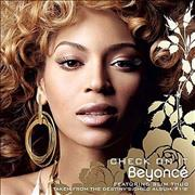 Click here for more info about 'Beyoncé Knowles - Check On It'